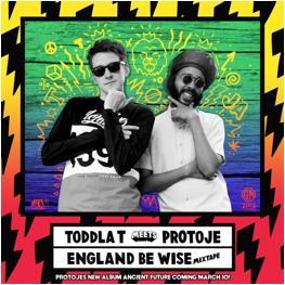 NEW MIXTAPE: Radio's Toddla T Meets Protoje
