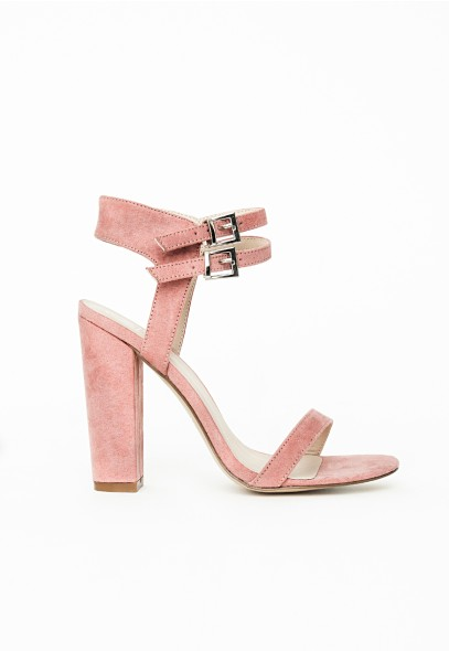 Fashion Pick Of The Day: Faux Suede Sandals