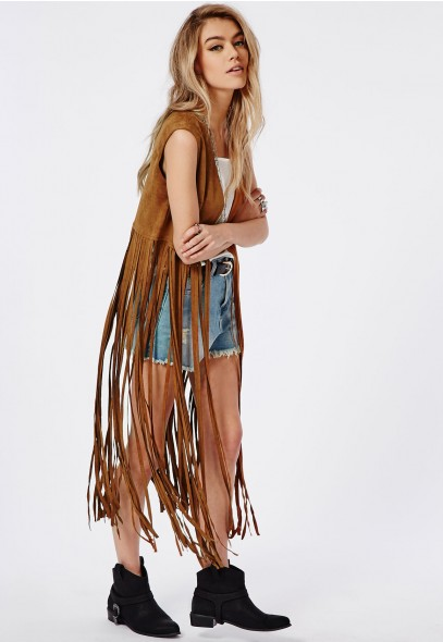 How To Wear Fringing This Season