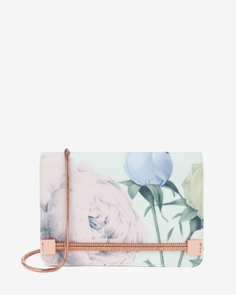 Fashion Pick Of The Day: Rose Clutch Bag