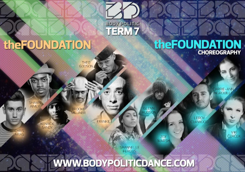 Body Politic's theFOUNDATION Just Got Bigger!