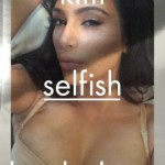 Kim Kardashian's Selfish: An Egotistical Project Or A Positive Outlook On Life?