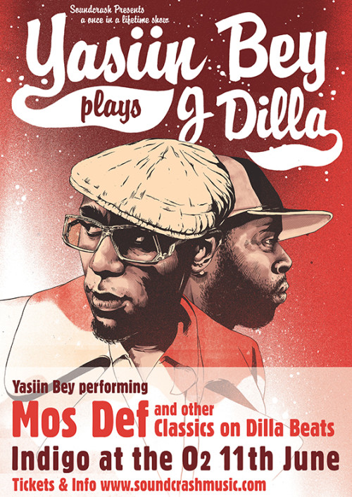 Throwback Thursday: Yasiin Bey (AKA Mos Def) & J Dilla