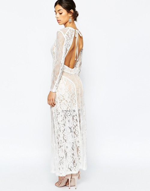 The ASOS Bridal Collection Has Arrived