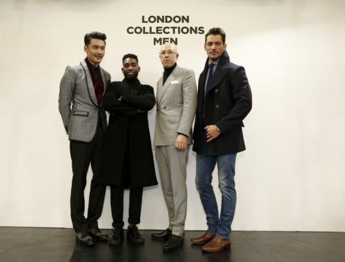 London Fashion Week Men Is On Its Way