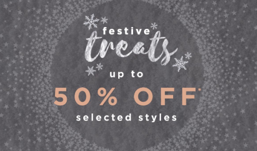 Get Up To 50% Off Festive Treats At OFFICE Shoes