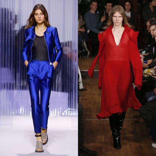 Trends Straight From The Catwalk At London Fashion Weekend