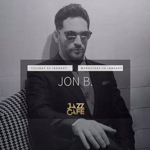 REVIEW: Jon B & Emmavie at London's Jazz Cafe