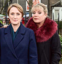The Launch Of A New Eastenders Collection