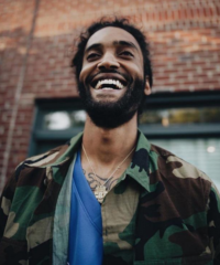Don't miss: Chase N. Cashe shares visual for 'Reporting Live'