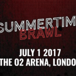 Summertime Brawl Boxing Event Tickets – 1st July 2017