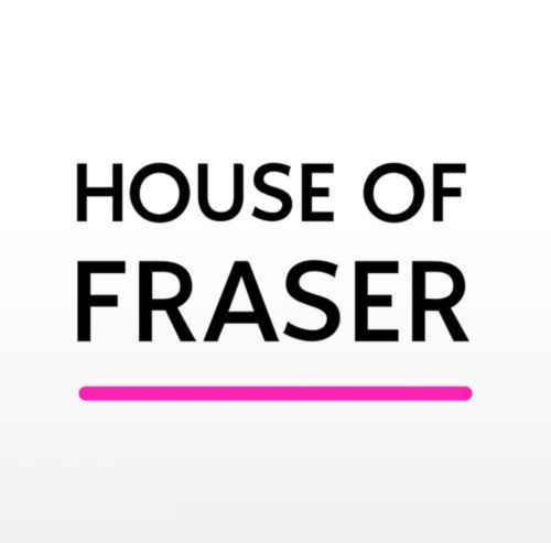 Up To 50% Off With House Of Fraser
