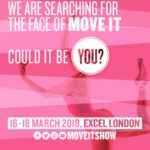Could You Be The Face Of MOVE IT 2018?