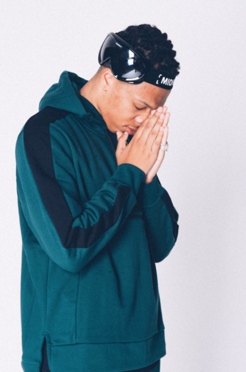 Izzie Gibbs releases new project, Yin Yang EP, with stellar line up!