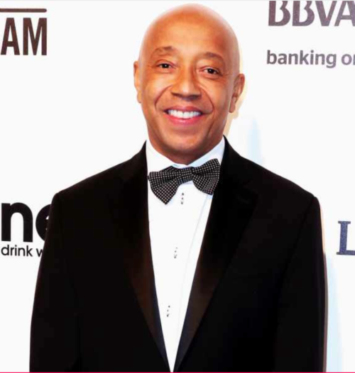 Artist Of The Week: Russell Simmons