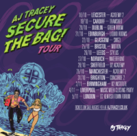 AJ Tracey stops by Liverpool Music Week on, Secure the Bag, tour