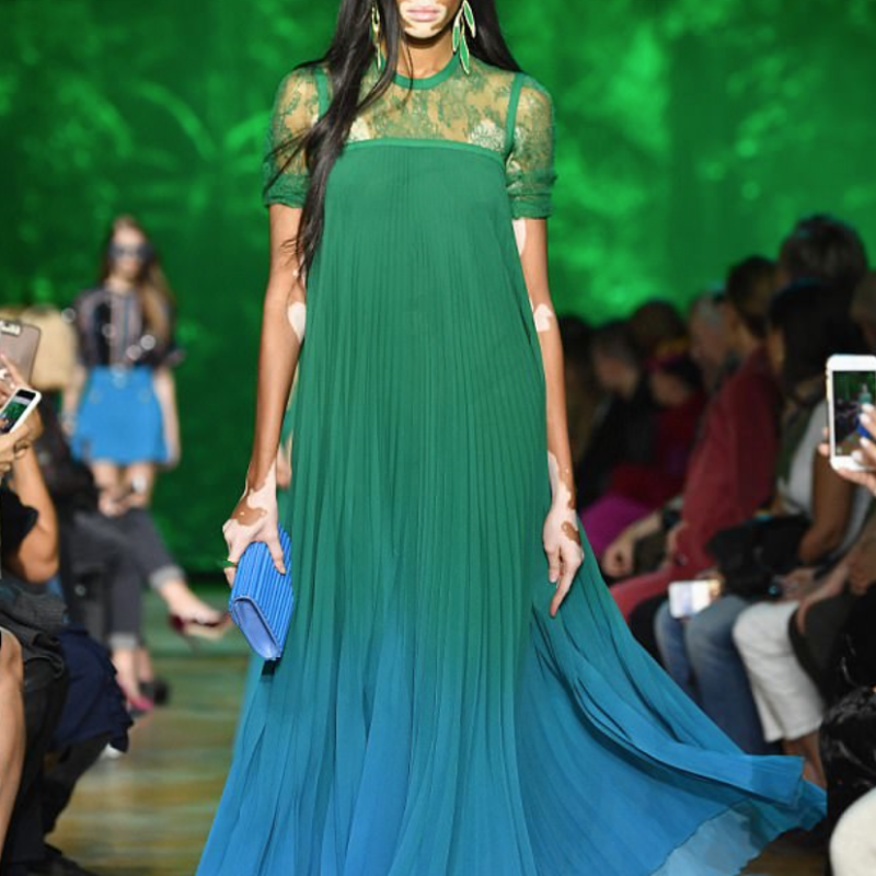 Fashion Favourite: Winnie Harlow At Paris Fashion Week