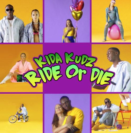 Kida Kudz represents the Afro UK sound with, 'Ride or Die'
