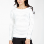 Ribbed Eyelash Jumper: WAS £18.99 NOW £11.99