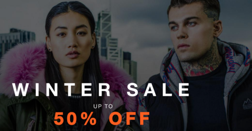 Superdry US | 50% off all sale items