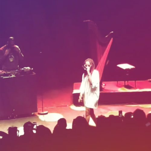 REVIEW: IAMDDB nicely warmed up the crowd on the UK leg of Jhene Aiko's tour