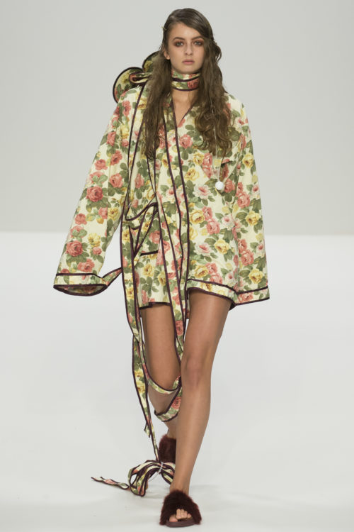 LFW Highlights With Swedish School Of Textiles