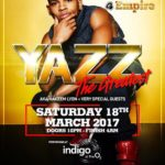 Empire, & The New Edition Story star, Yazz the Greatest, comes to London