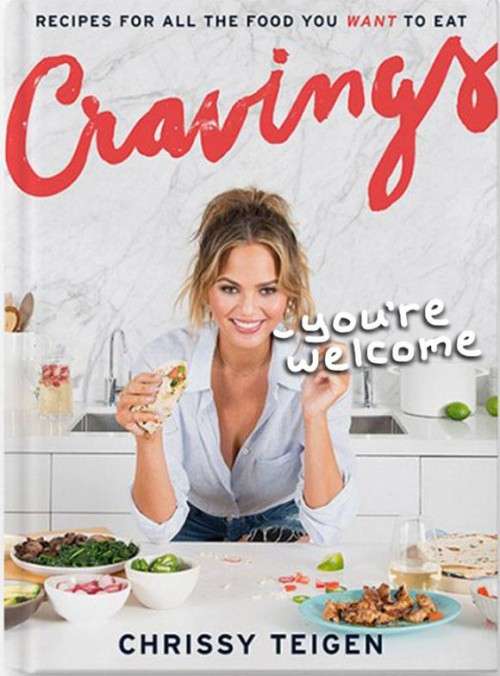 Chrissy Teigen's Cravings Make A New Record!