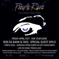 Join the Purple Rave as hosts remember Prince one year on