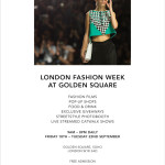LIVE: London Fashion Week SS16